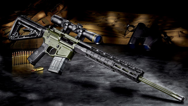Rifle Review: Wilson Combat's Tactical Hunter - The Ideal Large Bore AR