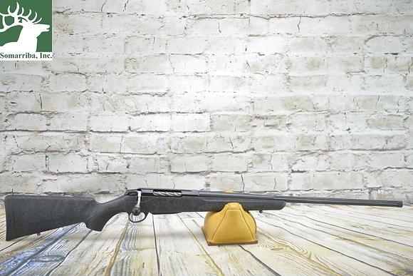 "TIKKA RIFLE JRTXRB370 T3X ROUGHTECH BLACK 7mm REM MAG 3RND CAPACITY 24"" BBL"