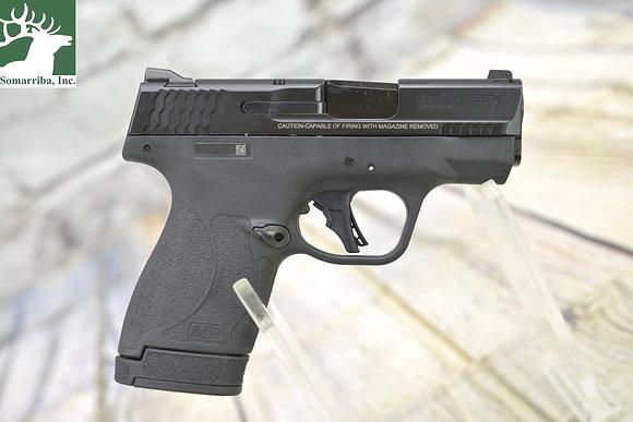"""Smith & Wesson  Pistol 13246 M&P Shield Plus 9mm Luger 3.10"""" 10+1,13+1 Matte"""