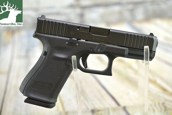 """GLOCK PISTOL PA195S203MOS 5G19 MOS 9MM 4"""" BBL (3)15RD MAGS"""