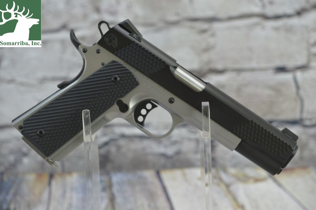 Pistol Review: The Christensen Arms 1911 G5 Series