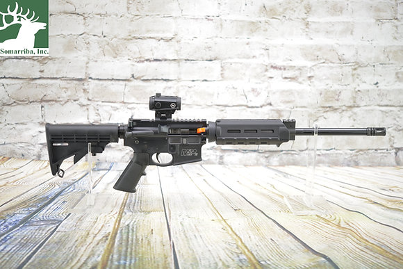 Smith & Wesson 12939 M&P15 Sport II OR with Red/Green Dot 5.56 NATO