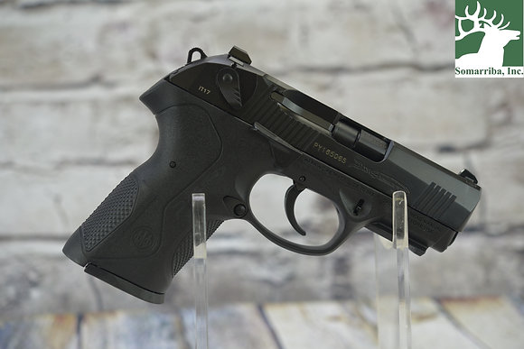 """BERETTA PISTOL PX4 STORM COMPACT 40 SW 3.2"""" 12RDS AMBI SAFETY 3-DOT SIGHTS"""