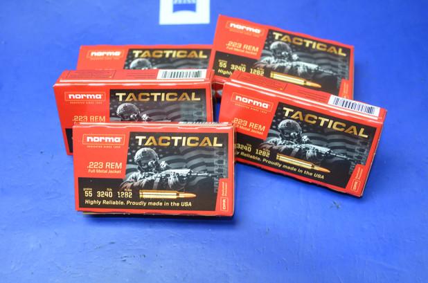 BACK IN-STOCK: .223 Ammunition!