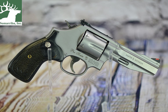 SMITH & WESSON  REVOLVER S&W M686SSR 178012 PRO 357 4 AS 6R SS