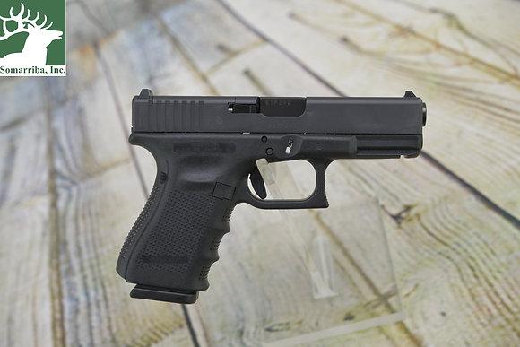 Glock Pistol UG1950203MOS G19 Gen4 Compact MOS