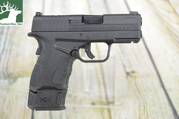 SPRINGFIELD ARMORY XDSG9339BCT XD-S MOD 2 OSP