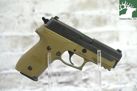 SIG SAUER PISTOL P229 9MM