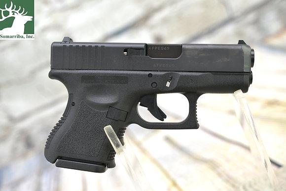 Glock UI2750201 G27 Subcompact 40 S&W