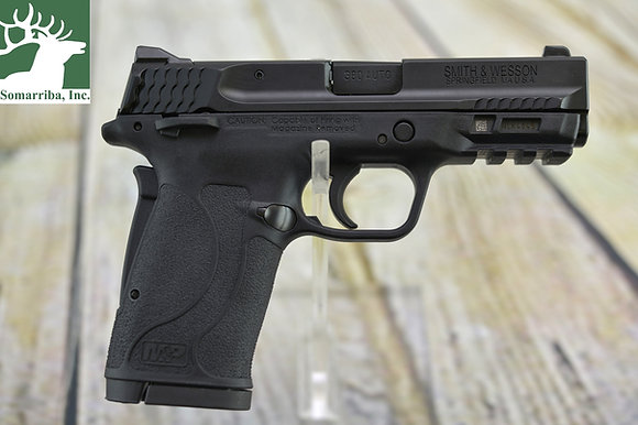 "SMITH & WESSON PISTOL  M&P 380SHLD EZ 11663 380 3.675""BBL TS & GRIP SAFETY 2.0"