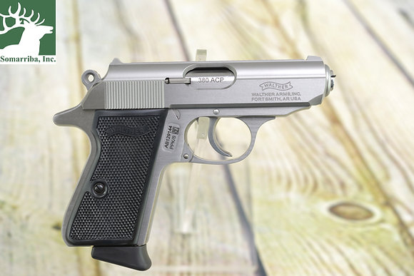 WALTHER ARMS PISTOL 4796004  PPK/S  .380 ACP