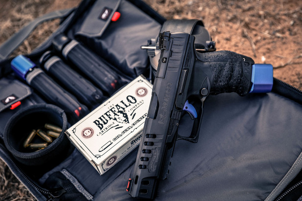 Pistol Review: Walther's Q5 Match Steel Frame - Performance Forged In Steel