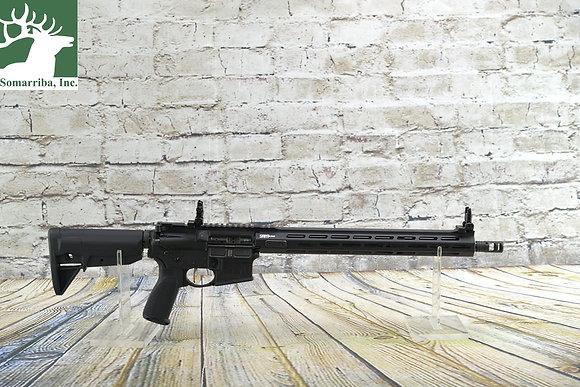 "Springfield Armory  Rifle STV916556B Saint Victor 5.56 NATO 16"" 30+1 Black Hard"