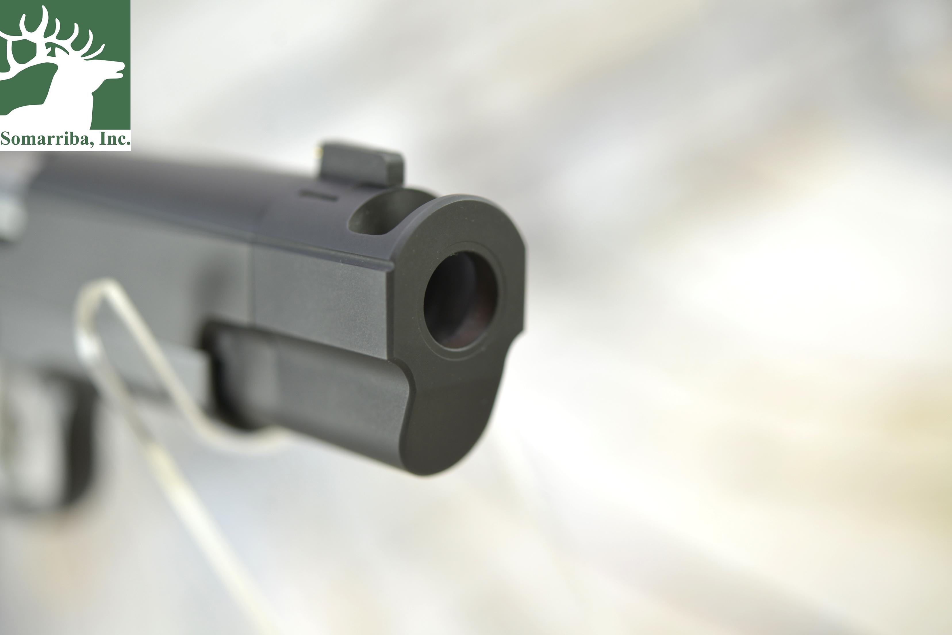 Pistol Review: Nighthawk Custom's Fire Hawk - First in the