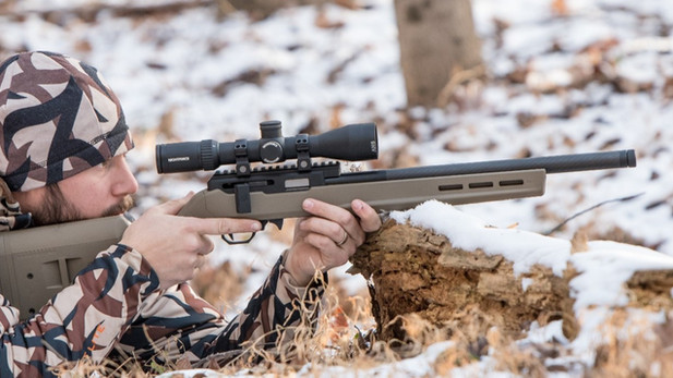 Rifle Review: The Volquartsen Summit - The Ultimate Rimfire For Competition & Hunting