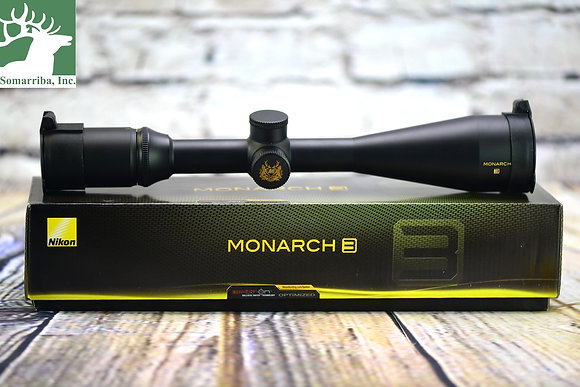 NIKON SCOPE 6765 MONARCH 3 2.5-10X50 PLEX MATTE BLK