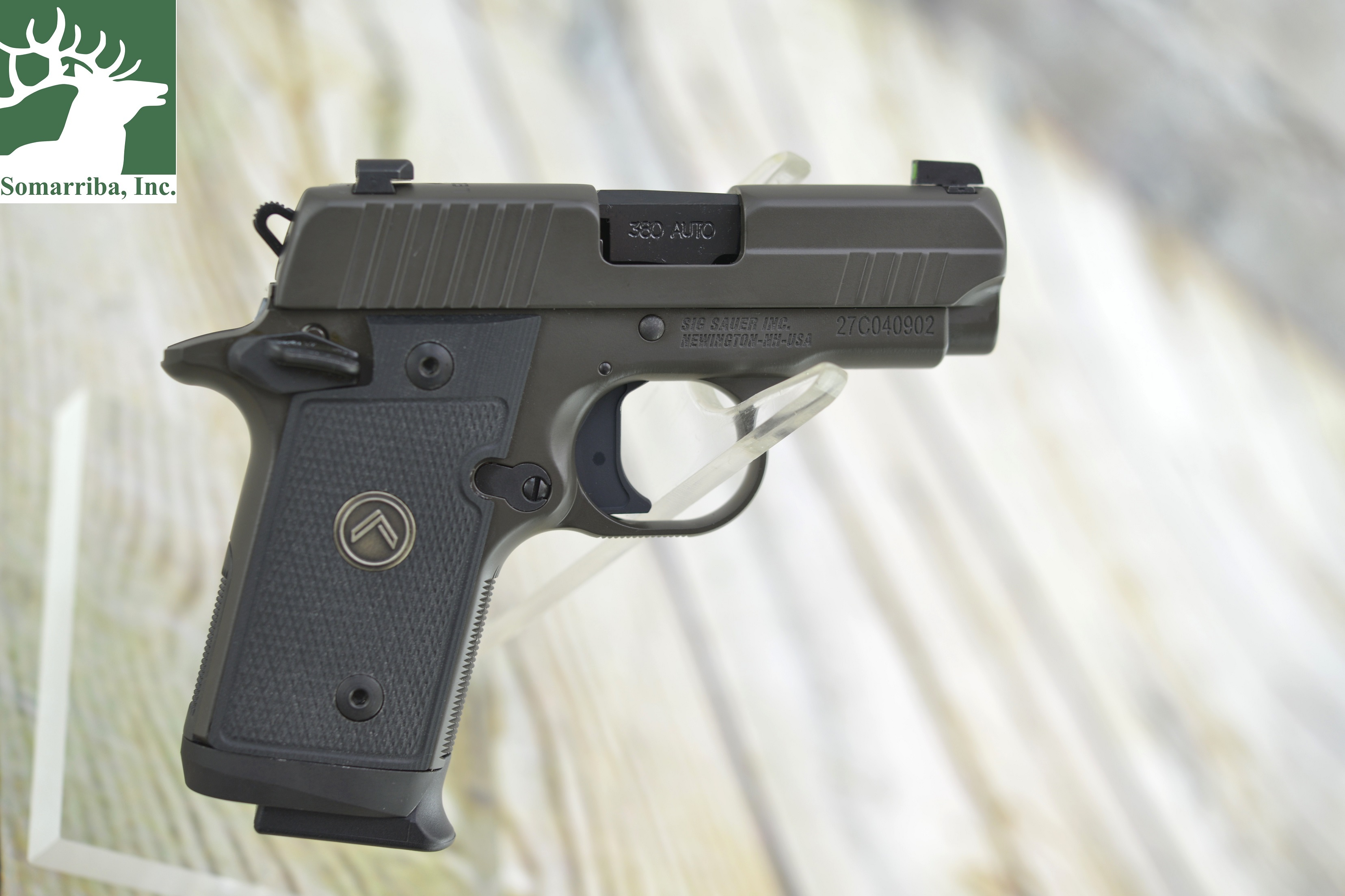 Pistol Review: SIG Sauer's ALL-NEW Legion Series Micro