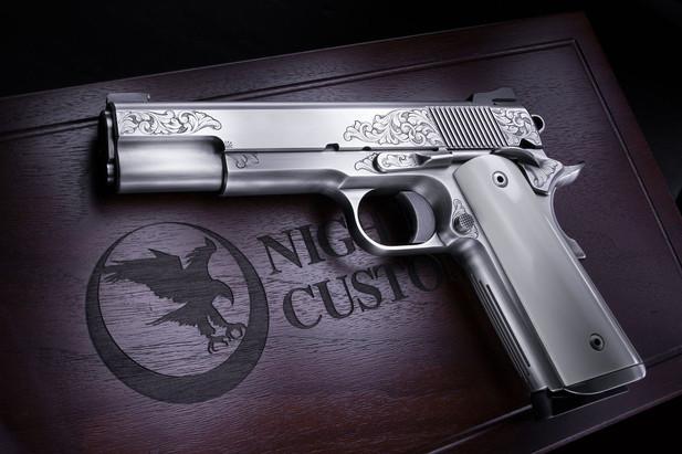 Pistol Review: Nighthawk's VIP - A Very Impressive Pistol