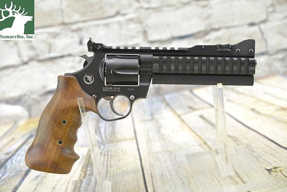 """KORTH (NIGHTHAWK CUSTOM) REVOLVER STX .357 MAG 6"""" BBL"""