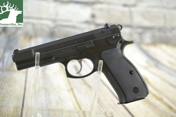 Pistol Review: The CZ 75 BD