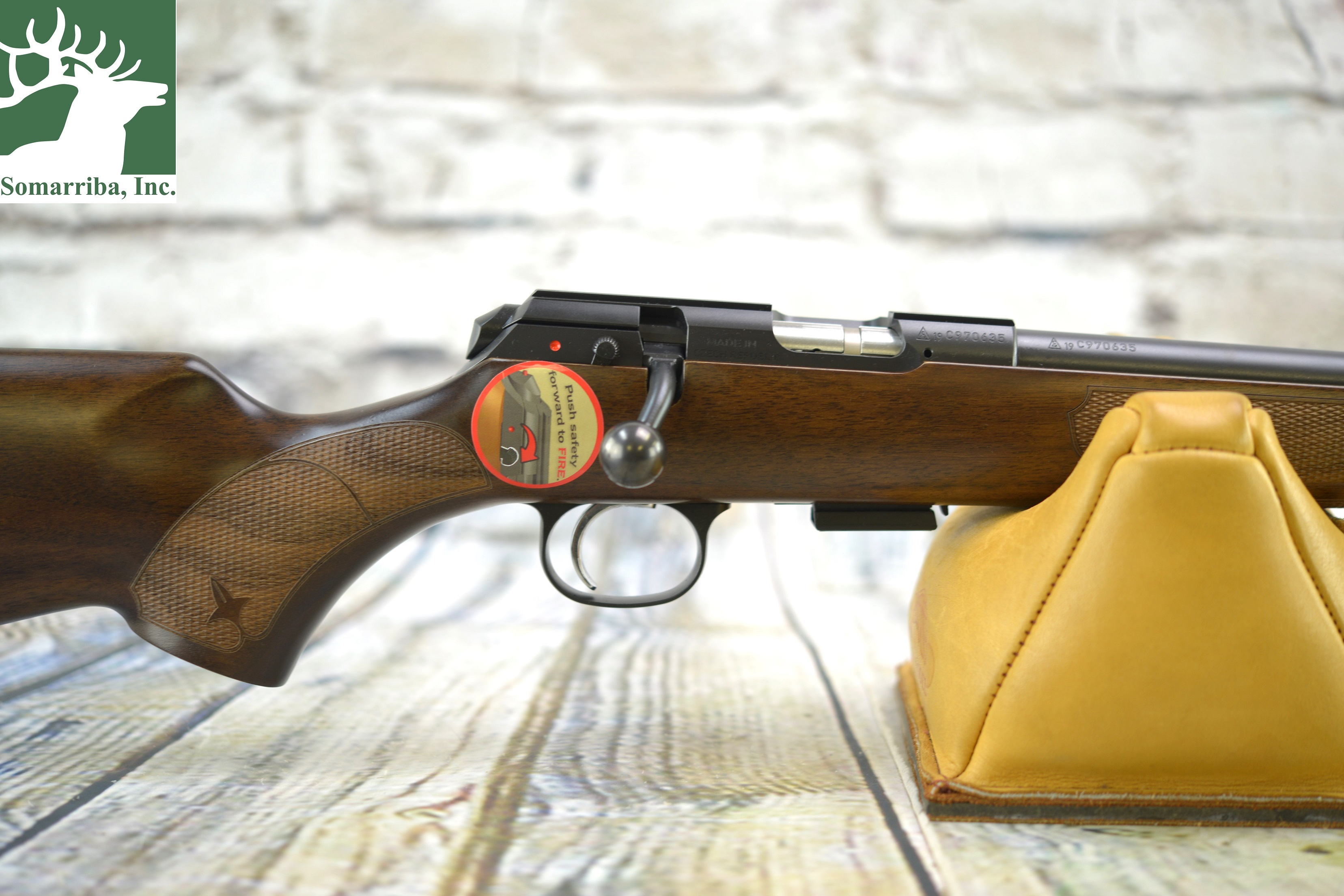 Rifle Review: The CZ 457 Series