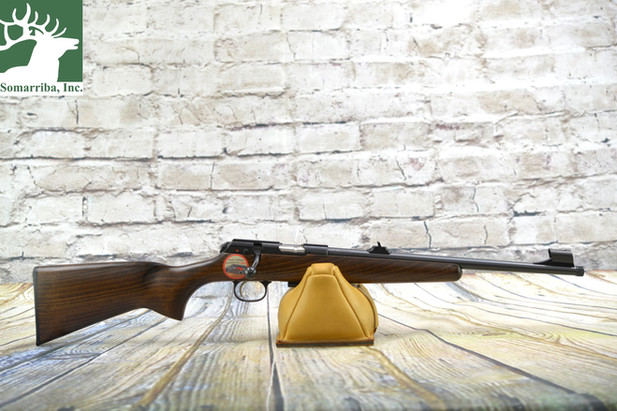 Rifle Review: The CZ 457 Scout - The Ideal Beginner's Rifle