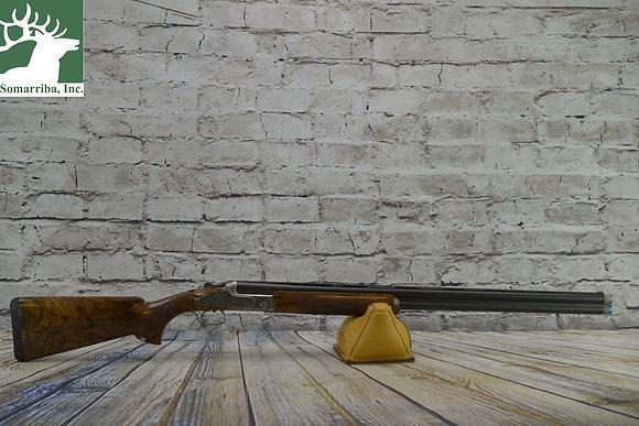 "BLASER SHOTGUN F16 SPORT HERITAGE GAME SCENE 12 GA 30"" BARREL (SER#FGR007963)"
