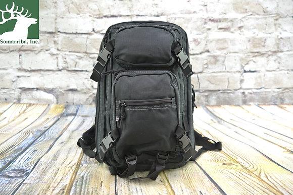 "Glock AS02000 Multi-Purpose Backpack 1000 Denier Polyester Black 18"" x 11"" x 11"""