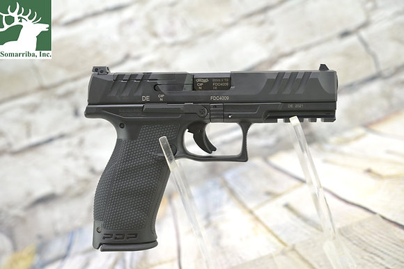 """WALTHER ARMS PISTOL 2842475   PDP   FULL SIZE OPTIC READY   9mm  4.5"""""""