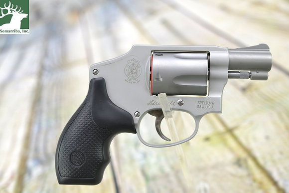 S&W REVOLVER 163810 642 AIRWEIGHT .38 SPECIAL