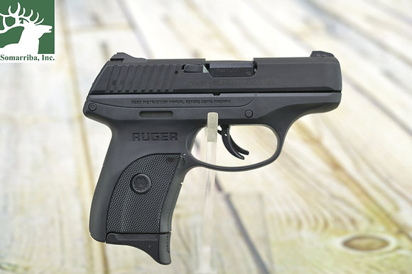 RUGER PISTOL 3248 LC9S PRO 9MM 3.12 NMS 7RD BL