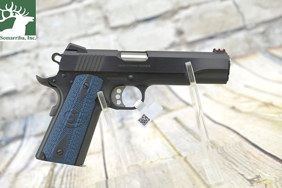 COLT PISTOL O1970CCS COMPETITION GOVERNMENT 45ACP