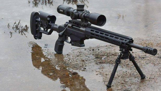 Rifle Review: Tikka's T3x TAC A1 - A Nail Driver