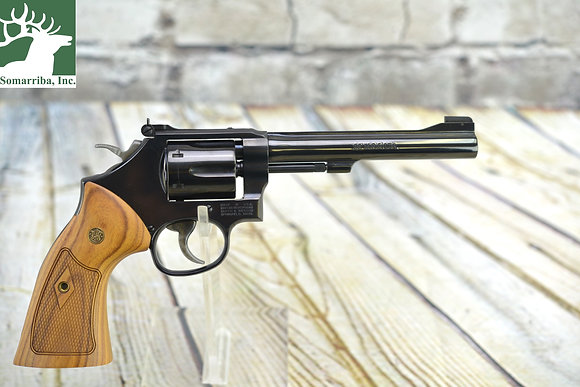 """SMITH WESSON REVOLVER S&W M48 150718 CLSSIC 22 MAG 6"""" BBL"""