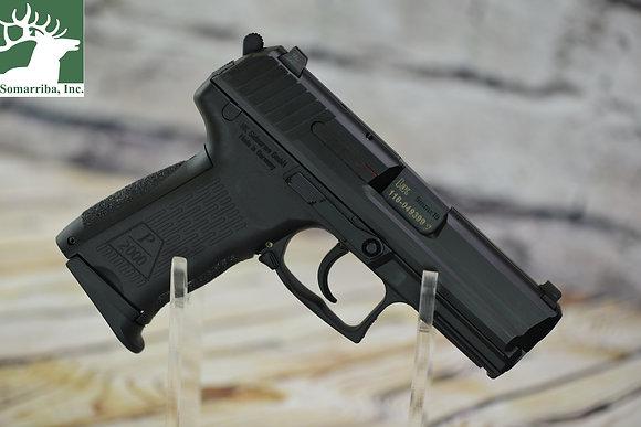 """HK PISTOL 709203LE-A5 P2000 FULL SIZE (V3) 9MM 3.7"""" 3/13RD MAGS DA/SA NIGHTS SIG"""