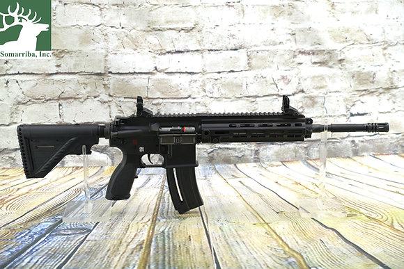 """HECKLER & KOCH RIFLE 81000401 HK 416 22 LR 16.10"""" 20+1"""