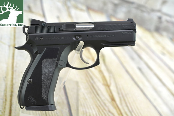 CZ PISTOL 91721 COMPACT SDP 9MM BLK ALLOY HEINIE NIGHT SIGHTS 14RDS - BY CZ  CUS