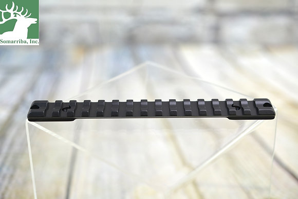 RECKNAGEL 57050-0193 PICATINNY RAIL SAVAGE LONG ROUNDED