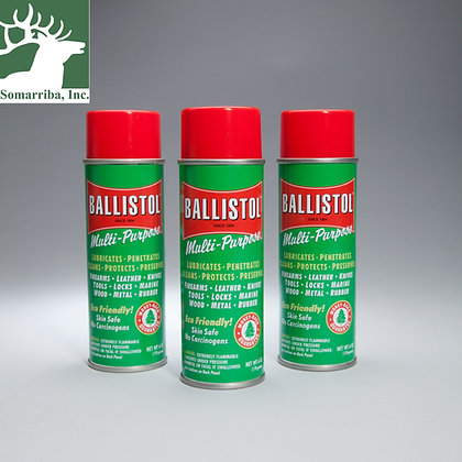 BALLISTOL SPORTSMAN'S OIL 6.0 OZ AEROSOL CAN