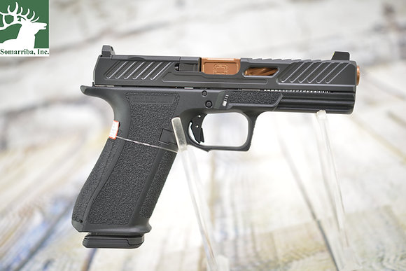 SHADOW SYSTEMS PISTOL DR920 ELITE SS-2011 9MM,