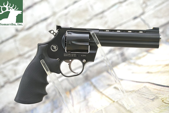 KORTH (NIGHTHAWK CUSTOM) REVOLVER MONGOOSE 357 MAGNUM AND 9MM CYLINDER 5