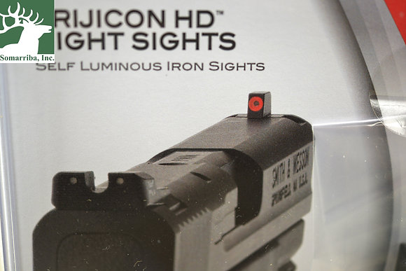 TRIJICON HD 600571 NIGHT SIGHTS SG101O SIG for Sig Sauer® 9mm, .357SIG