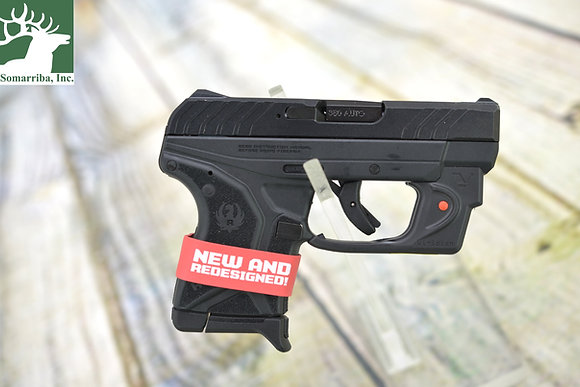 """Ruger 3758 LCP II 380 ACP 2.75"""" WITH Viridian Laser"""