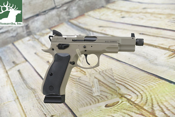 CZ PISTOL 91235 75 B OMEGA 9MM URBAN GREY SUPPRESOR READY
