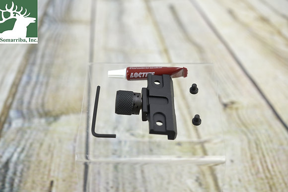 AIMPOINT SIGHTS 12195 QRP2 (QUICK RELEASE) MODULAR BASE ONLY