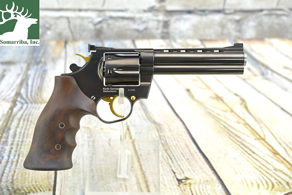 KORTH (NIGHTHAWK CUSTOM) REVOLVER CLASSIC LIMITED EDITION .357 MAG/ 9MM CYLINDER