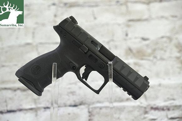 BERETTA PISTOL APX 9MM 4.25 BBL 17 ROUND MAG (2 MAGS PER GUN)