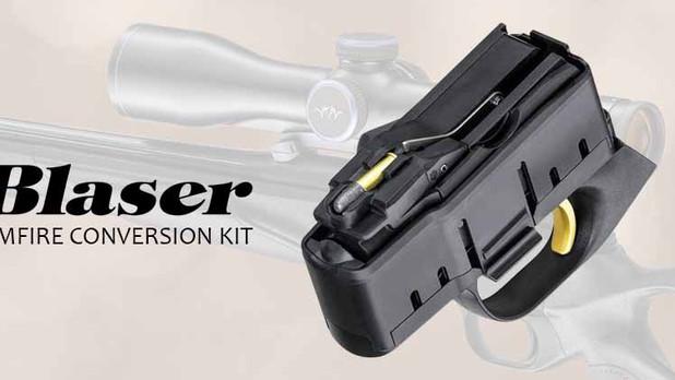 Accessory Review: Blaser's R8 Rimfire Conversion Kit