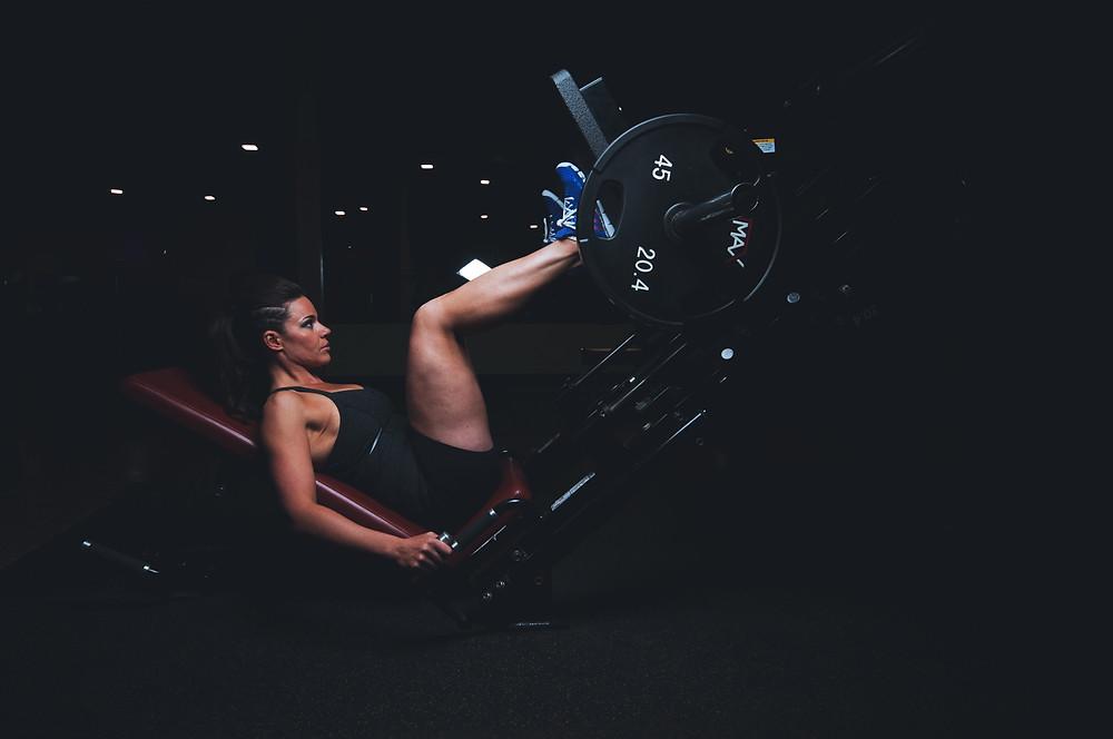 Leg Press Makes You Weak