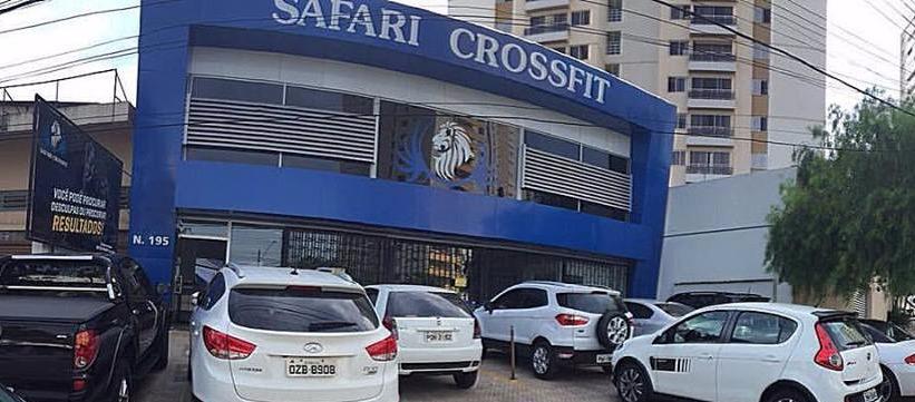 Safari Crossfit